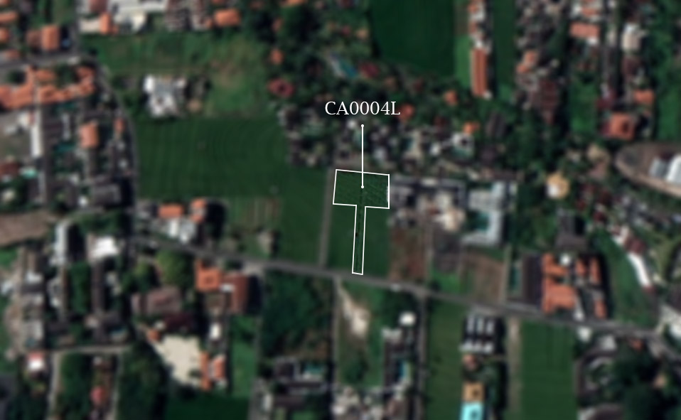 Land for sale in central berawa