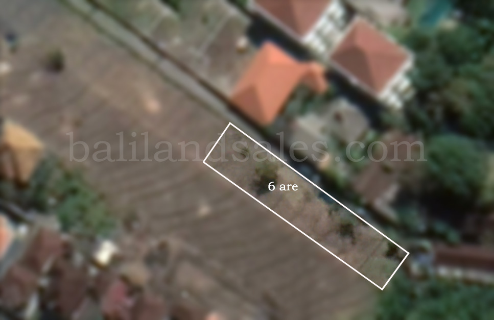 Land for sale in Umalas