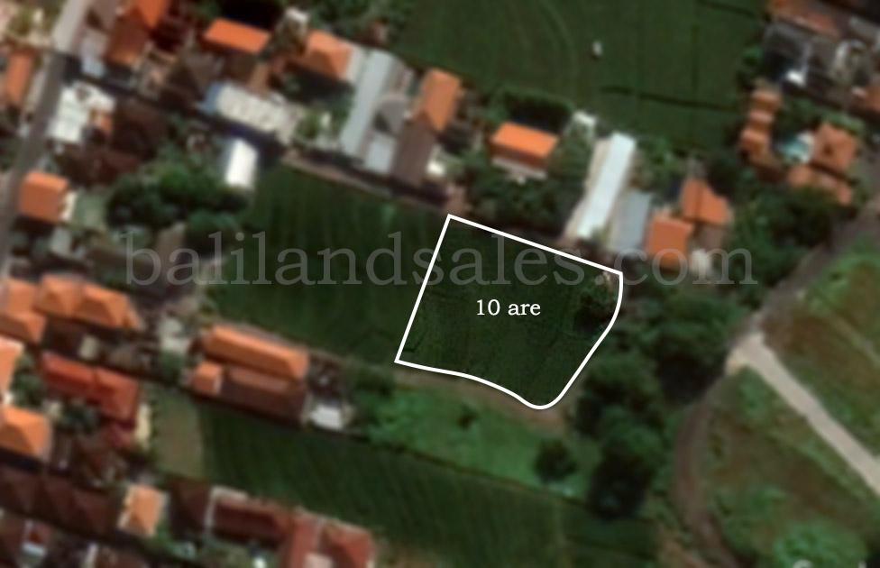 Cheap Land for sale in canggu beachside