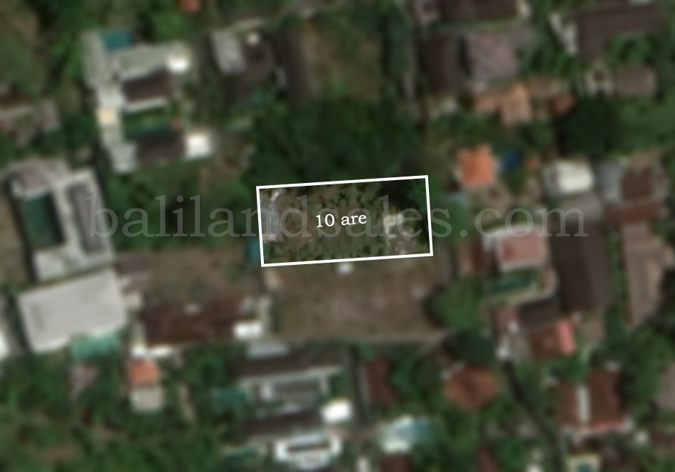 Land for sale in Sanur Beachside Cheap